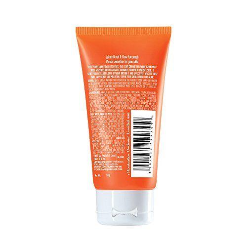 Lakmé Lakme Peach Creme Face Wash 50 g