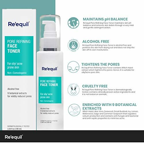 RE' EQUIL Pore Refining Face Toner - 100 ml