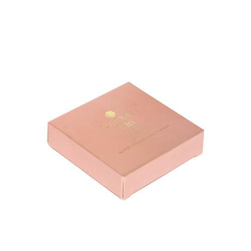 Lakme Set of Flawless Matte Complexion Compact & Shocking Enrich Lip Crayon