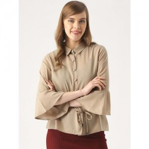 6b1939d3eab Ladies Shirts  Buy Casual   Formal Shirts for Women online in India ...