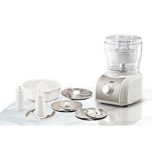 Eveready Ercole 1000-Watt Food Processor (White)
