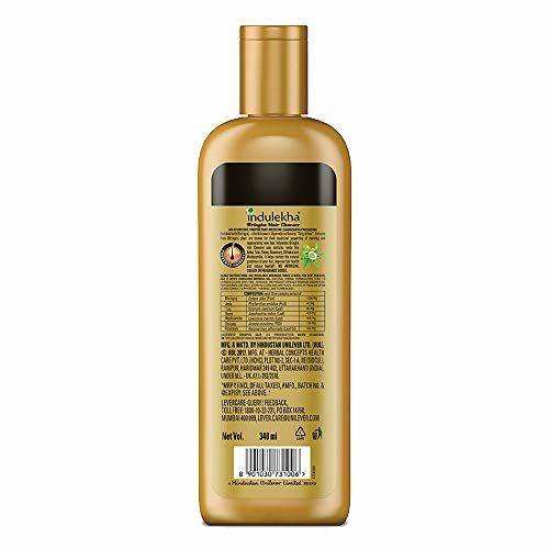 Indulekha Bringha Anti Hair Fall Hair Cleanser Shampoo, 340ml