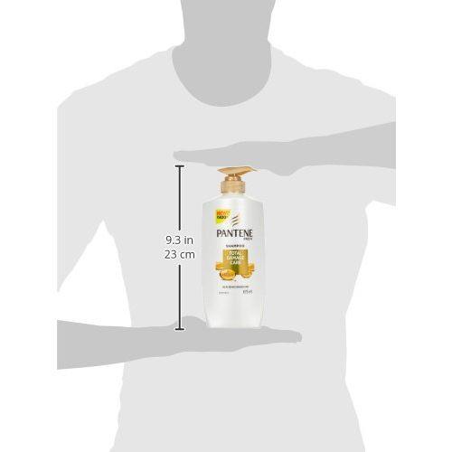 Pantene Total Damage Care Shampoo, 675ml