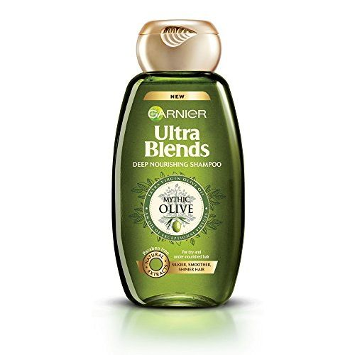 Garnier Ultra Blends Mythic Olive Shampoo, 360ml