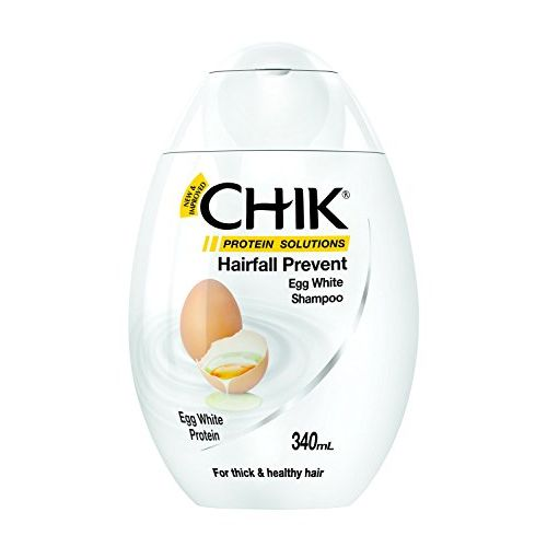 Chik Hairfall Prevent Egg Shampoo, 340ml