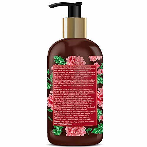 Oriental Botanics Pomegranate Vinegar Conditioner, 300ml
