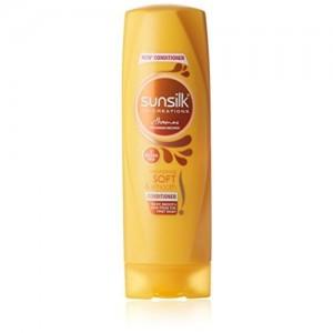 Sunsilk Nourishing Soft and Smooth Conditioner, 180ml