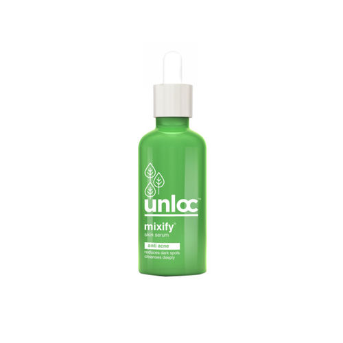 Mixify Unisex Green Unloc Anti Acne Serum 30 ml