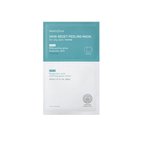 Innisfree Unisex Oily Skin Reset Peeling Mask 20 ml