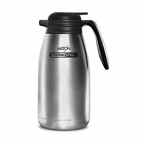 Milton Thermosteel Carafe Classic Tea/Coffee Pot (2000 ML)