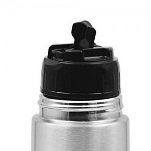 MILTON Push Button Lid for Thermosteel Vaccum Flask 1000 ml and 750 ml (Only Lid)