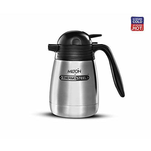 Milton Thermosteel Carafe 600 ml (EC-TMS-FIS-0042_STEELPLAINCO)