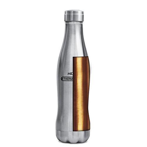 Milton Duke Stainless Steel Water Bottle, 750ml, Pink