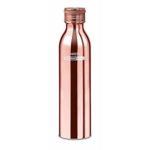 Milton Glitz 1000 Vacuum Insulated Thermosteel Bottle, 950 ml, 1 Piece, Rose Gold