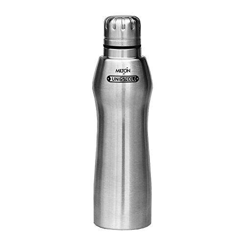 Milton Puro 750 Stainless Steel Fridge Bottle, 700ml, Silver