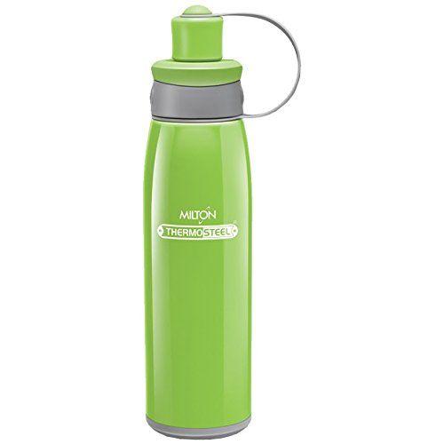 Milton Bravo-900 Stainless Steel Bottle, 750ml, Green