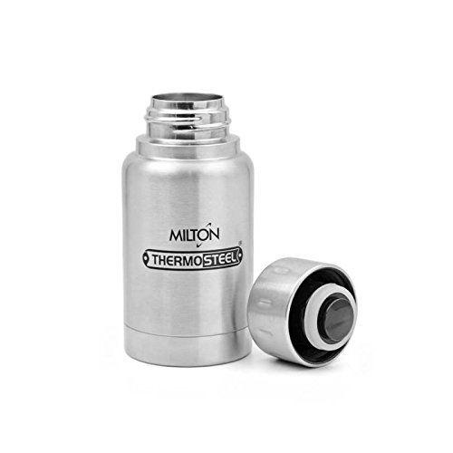 Milton Insulated Steel Bottles ELFIN THERMOSTEEL 160 ML ML PURPLE