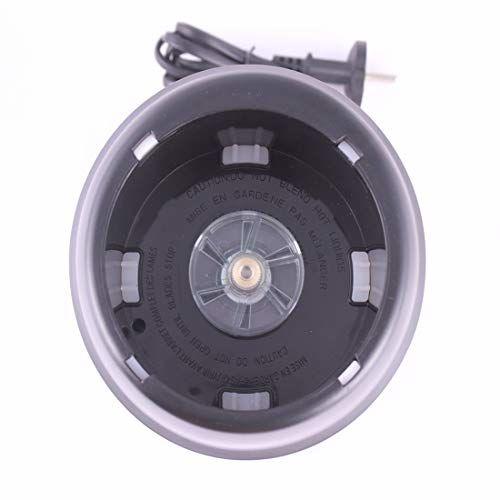 Wonderchef Nutri-Blend Pro 1200-Watt Juicer Mixer Grinder (Silver)