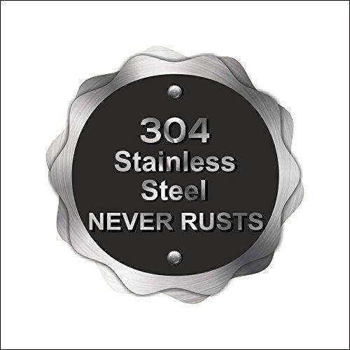 Wonderchef Easy Lock Stainless Steel Pressure Cooker, 3 Liter/27 cm, Silver