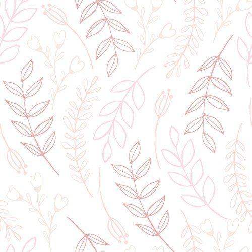 100yellow Leaf Pattern Self Adhesive Peel & Stick Wallpapers - 44 Sqft