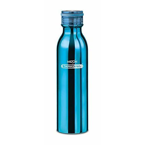 Milton Glitz 750 Vacuum Insulated Thermosteel Bottle, 710 ml, 1 Piece, Blue