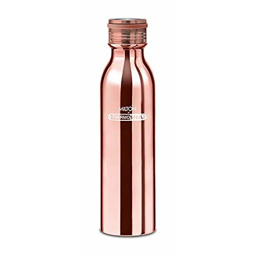 Milton Glitz 750 Vacuum Insulated Thermosteel Bottle, 710 ml, 1 Piece, Rose Gold