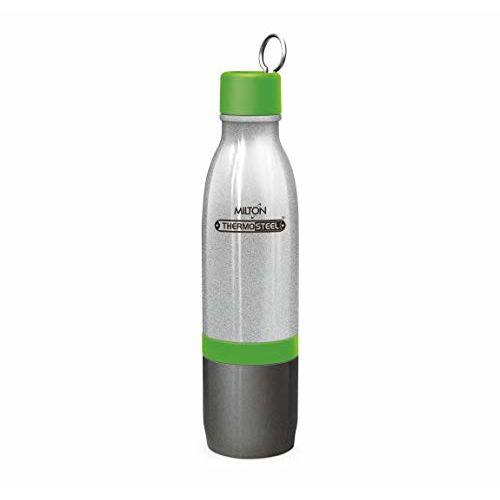 Milton Chaipani Stainless Steel Bottle, 820ml, Green