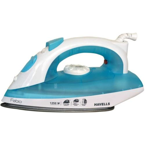 Havells fabio Steam Iron(Blue)