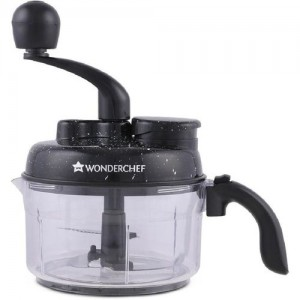 Wonderchef 6 in 1 Dual Speed Food Processor Vegetable & Fruit Chopper(Chopper & Whisker)