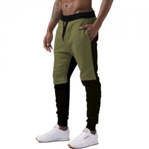 THE ARCHER Colorblock Men's Multicolor Track Pants
