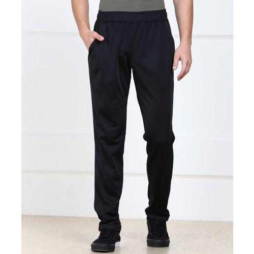 e72d9a78 Buy REEBOK Solid Men Black Track Pants online | Looksgud.in