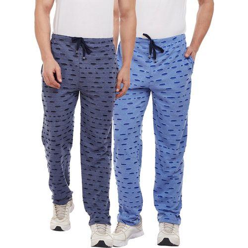 Vimal Jonney Self Design Men's Multicolor Track Pants