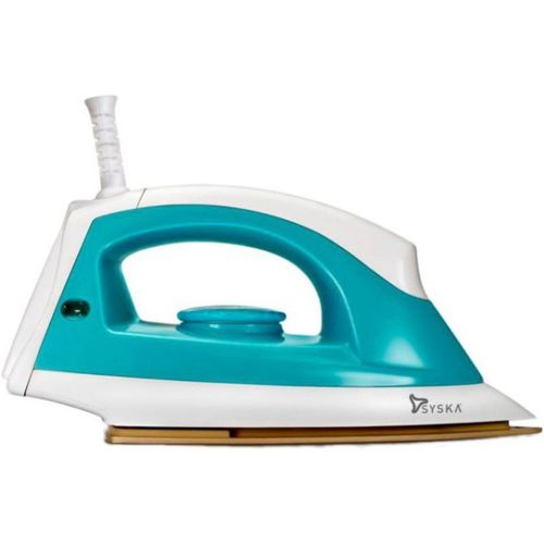 Syska SDI-07 Dry Iron(Green)