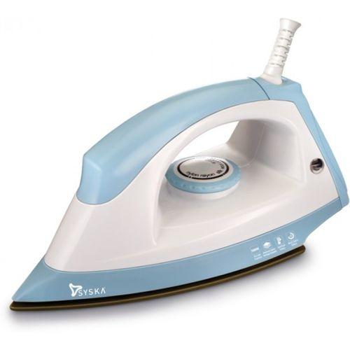 Syska SDI-07 Dry Iron(Blue, White)