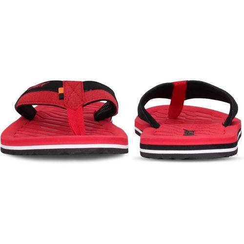 Sparx Men SFG-2094 Red Black Flip Flops