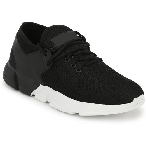 Viuuu Comfortable Walking Shoes For Men(Black)