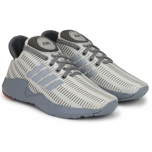 Clymb Jackpot Grey Walking Gym Running Trendy Sports For Men's