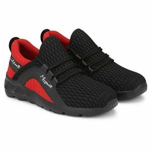 Magnolia Black Sport Shoes for Men