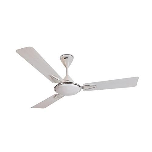 Usha CF Verta Plus 1200mm Ceiling Fan (Pearl White Chrome)