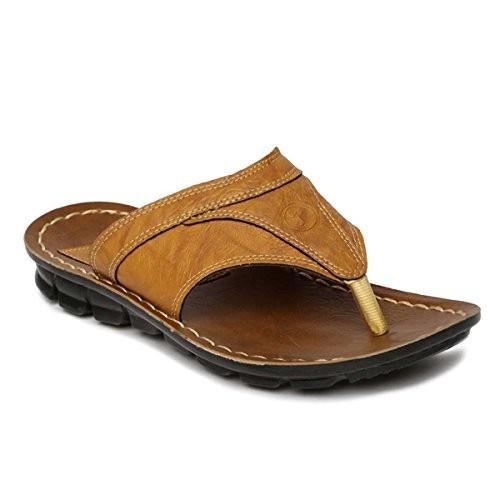 PARAGON Vertex Men's Mustard Flip-Flops
