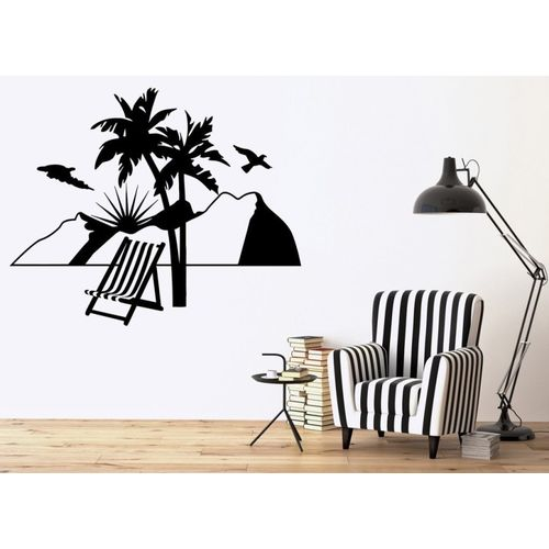 marvellous Decorative Wallpaper(90 cm X 60 cm)