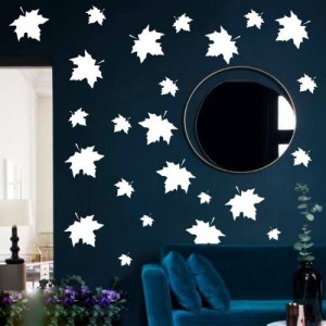 Kayra Decor KD247 Wall Arts Stencil(Pack of 1, Beautiful Design)