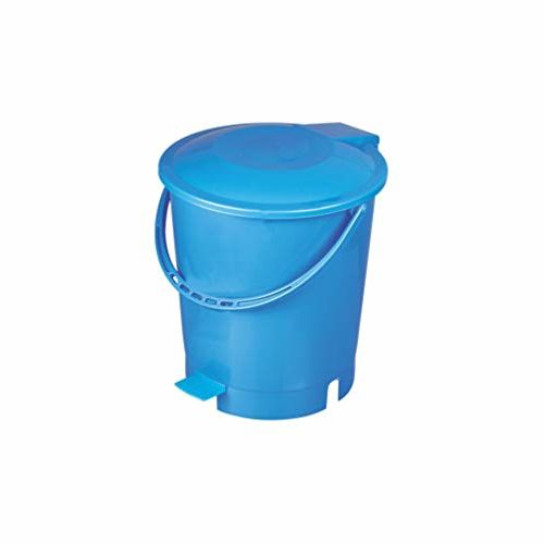 Kuber Industries 6 Piece Plastic Dustbin Set (CTKTC46)