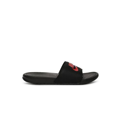 Nike Men Black BENASSI JDI Sliders