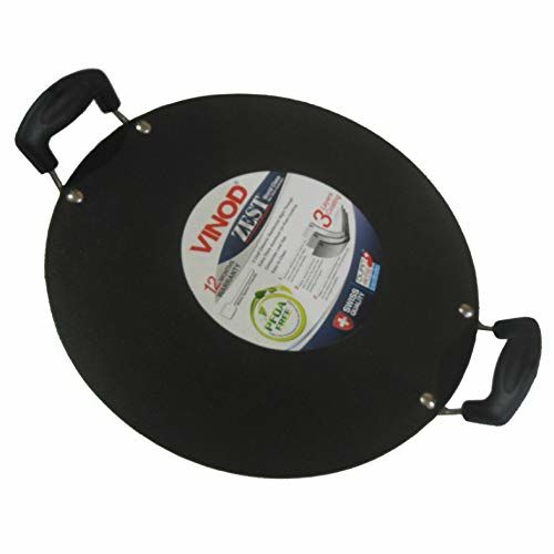 Vinod Pathri Tawa 315mm, Non-Stick. 5mm Extra Thick.