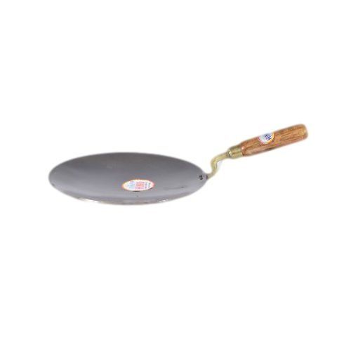 Vinod 12-Inch Concave Iron Tawa Griddle