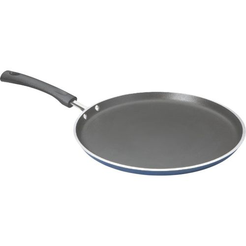 Vinod Cookware Non Stick Dosa Tawa, 28 cm Tawa 28 cm diameter(Aluminium, Non-stick)