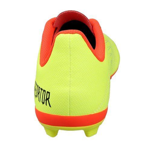 KIDS-BOYS ADIDAS FOOTBALL PREDATOR 18.4 FLEXIBLE GROUND BOOTS