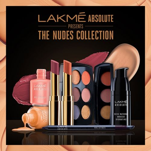 LAKME Absolute Illuminating Eye-Shadow Palette