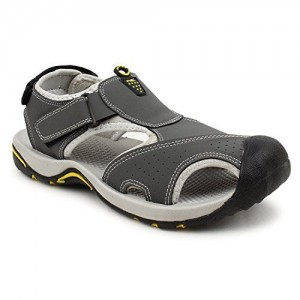 249fb45d359 FUEL Men s Boy s Fashion Comfort Grey Phlyon Sole Casual Sports Sandals    Floaters ...